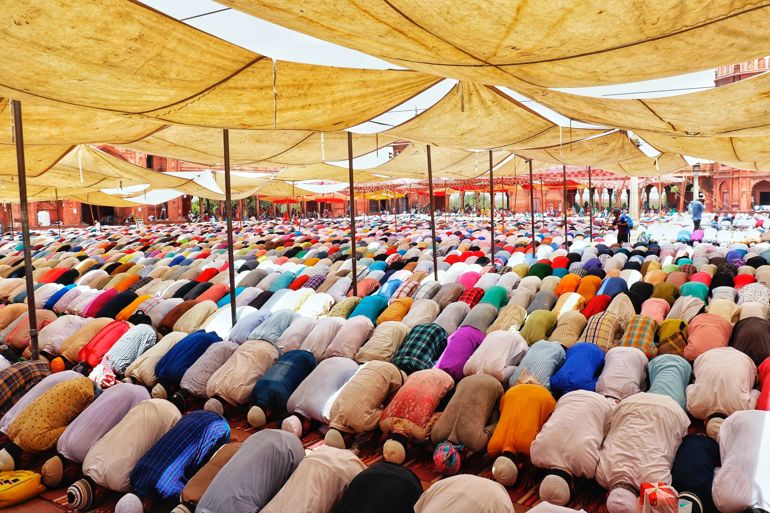 Prière de l'Aïd